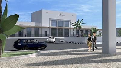 Stazione Di Sidi Bel Abbes – Algeria-min