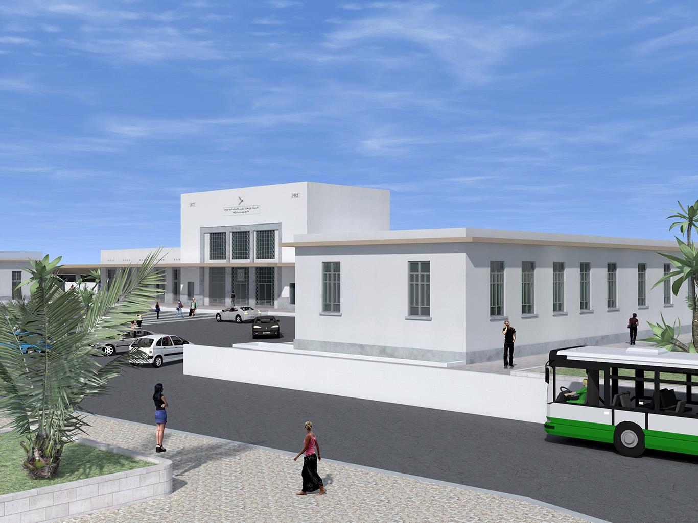 Stazione ferroviaria sidi bel abbess-1